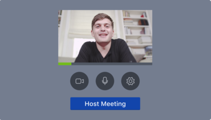 Live Meeting Entry Setup