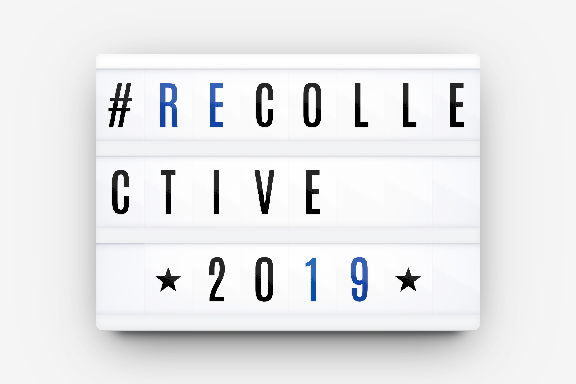 Recollective 2019